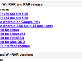 Linux安装rar解压
