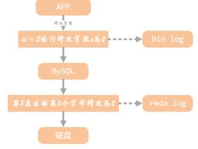 MySQL中的redolog/undolog/binlog