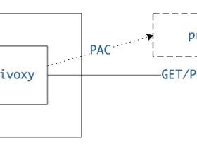 linux使用privoxy进行PAC代理