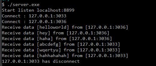Golang的socket编程(三):并发Server-Client