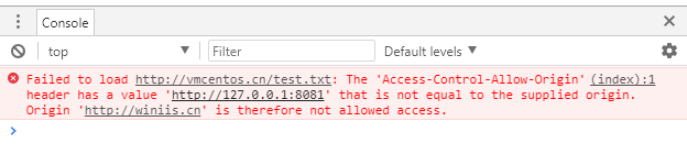 HTTP协议(二):HTTP跨域分析