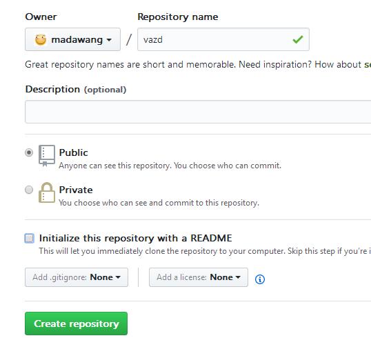 Git学习笔记:克隆github仓库到本地并提交修改