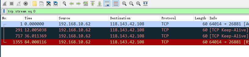 一次运营商网络抖动导致的上网慢问题分析