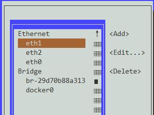 linux环境配置新添加的网卡