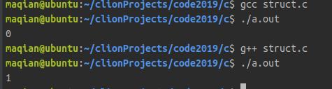 C/C++中struct和class的区别