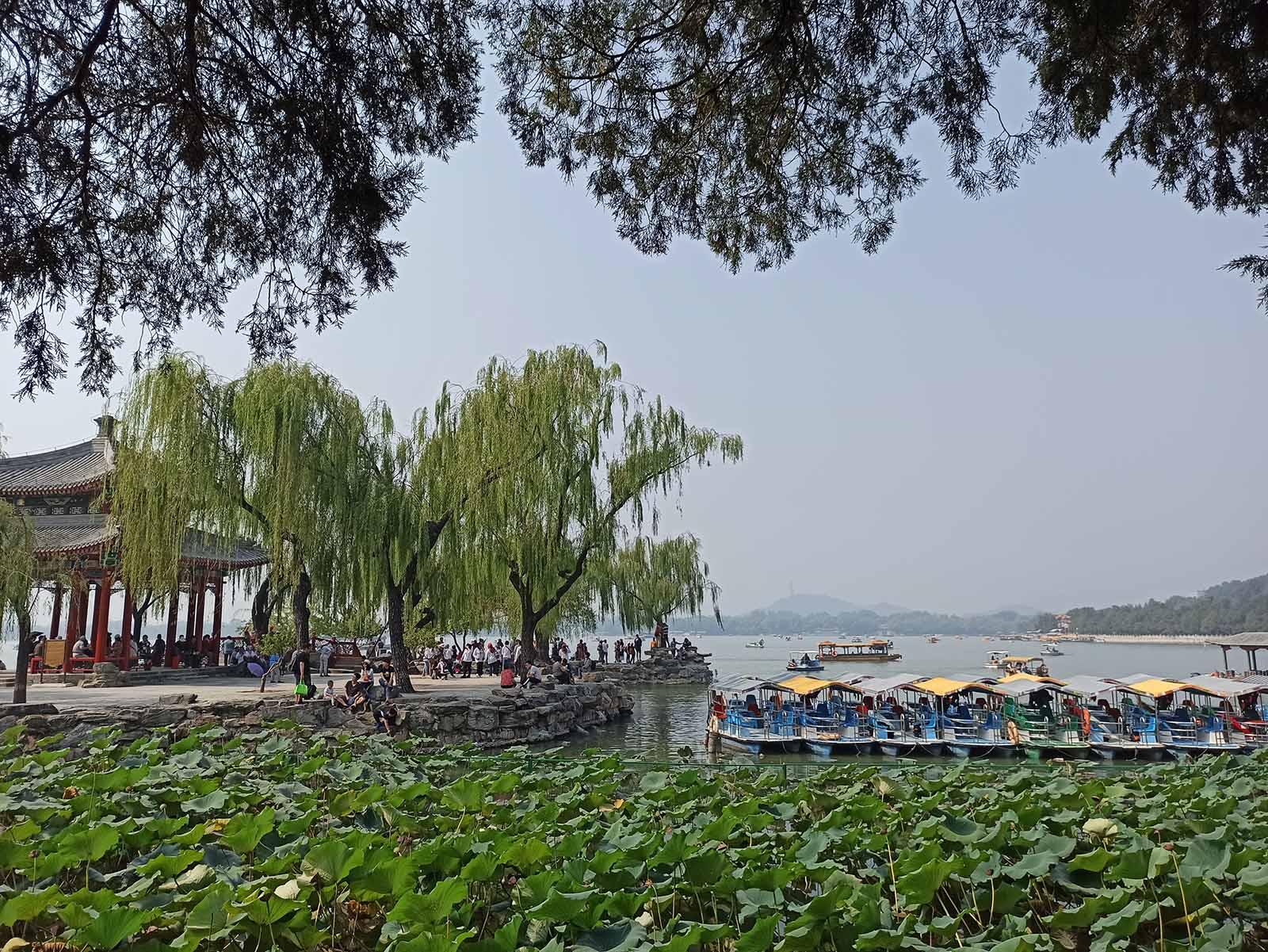 09-22颐和园游