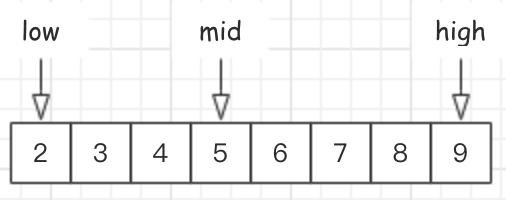 [leetcode]704-二分查找