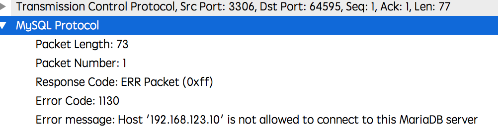 MySQL报错Lost connection to MySQL server at 'reading initial communication packet'的解决办法