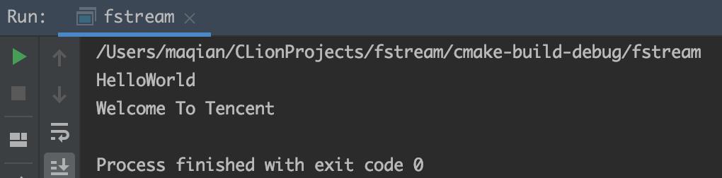 C++文件输入输出流fstream的基本用法